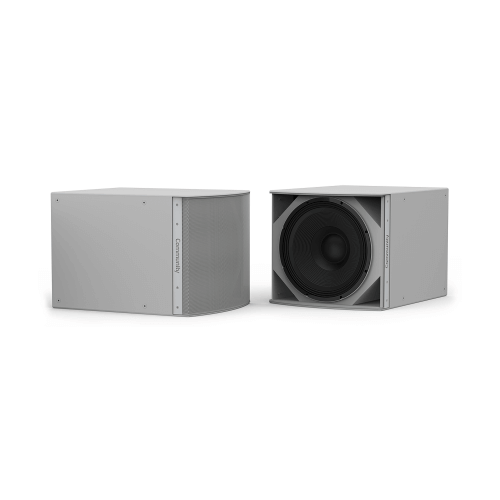 Community is8-118, subwoofer de 18 pulgadas de alta potencia