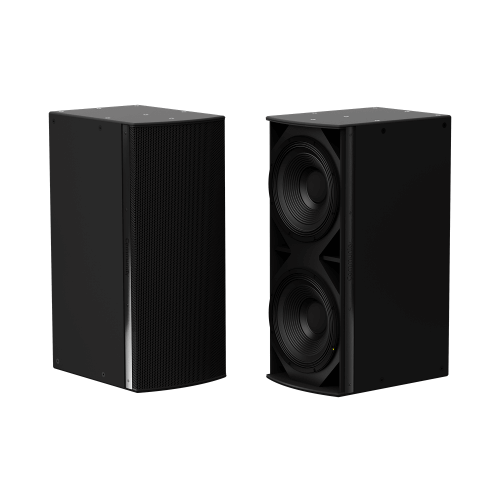 Community is6-215, subwoofer dual de potencia media de 15 pulgadas-Is6-215