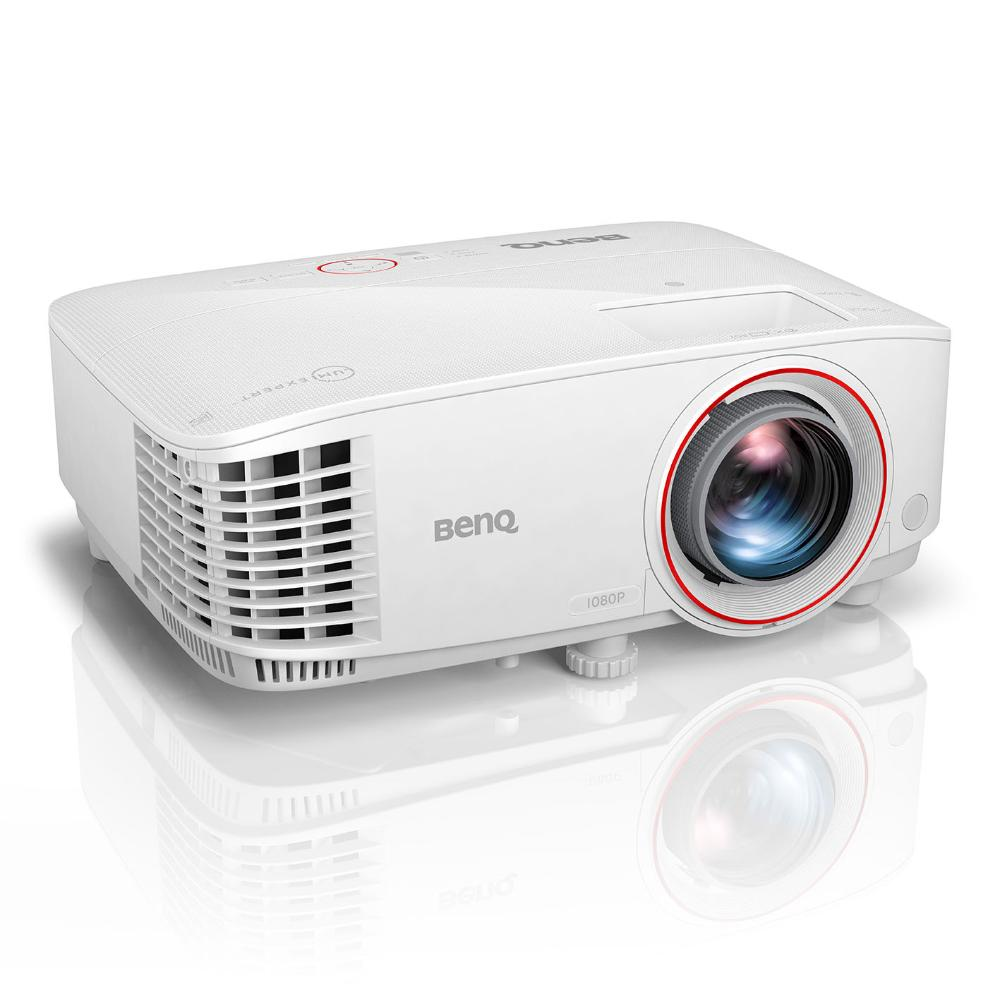 Benq Th671st Proyector Para Cine En Casa Con Resolución Full Hd Color Blanco