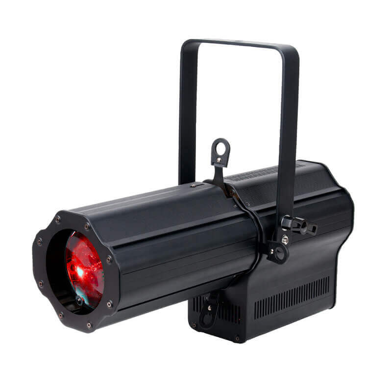 Adj Encore Profile 1000 Color  Luminaria Elipsoidal De Un Led De 120w Rgbw.